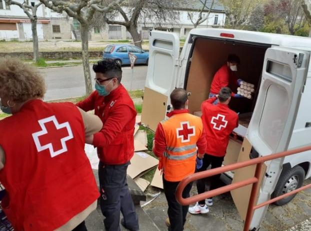 El Plan de Empleo de Cruz Roja Española en León