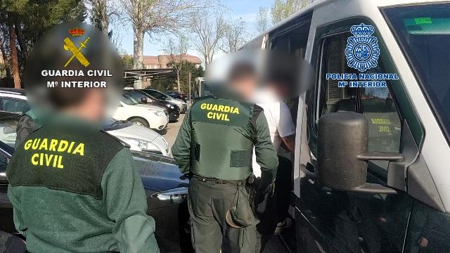 """Desmantelado un grupo de policías ful especializado en """"vuelcos"""""""