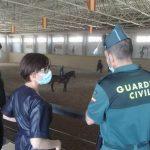 Reserva y Seguridad de la Guardia Civil: más de 7000 servicios en apoyo