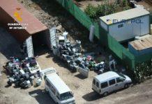 34 detenidos en Canarias por trasladar residuos peligrosos