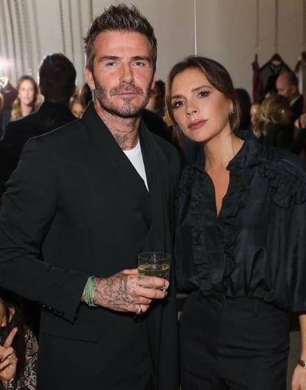 David y Victoria Beckman se separan tras 20 años juntos