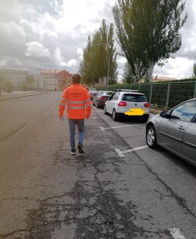 La Junta niega la concesión de un vehículo para Protección Civil