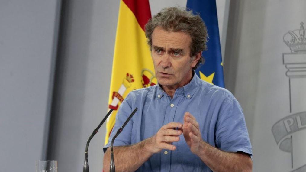 """Fernando Simón: """"Hay un caso de coronavirus en España del año 1.111"""""""