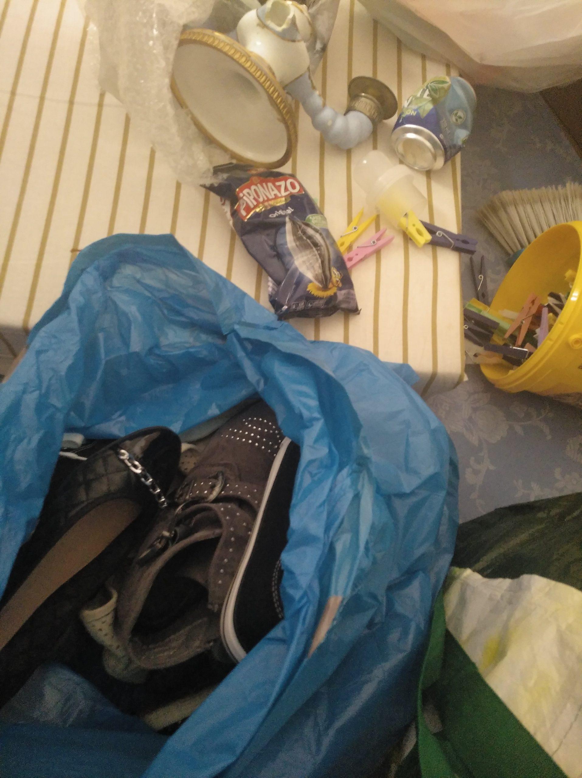 Localizado el ladrón de zapatos de la avenida Asturias