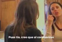 """Irene Montero 8M:""""¿puedo darte un beso ministra? dicen del C19 pero da igual"""""""