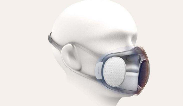 Las nuevas mascarillas inteligentes que se desinfectan solas de Xiaomi