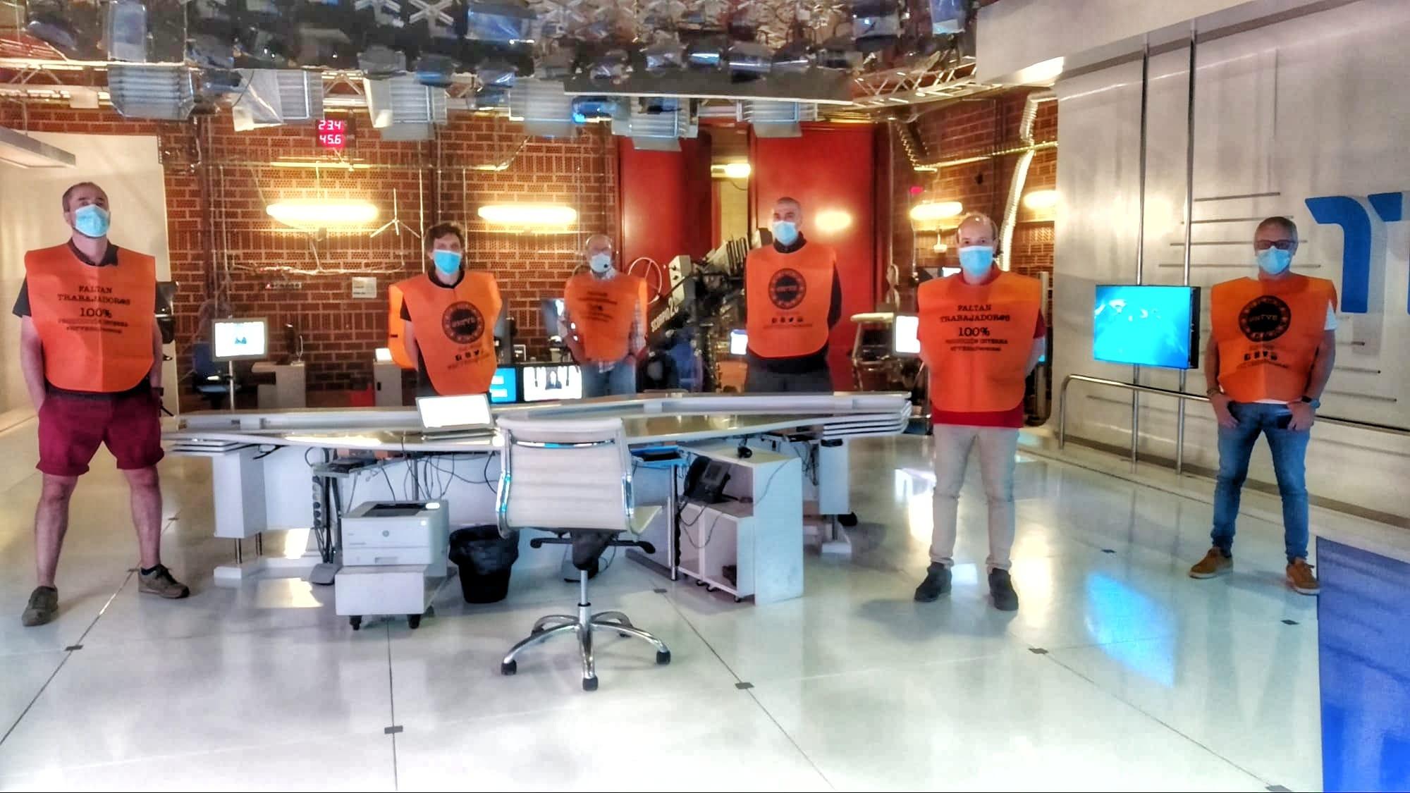 Cambio en el horario y la duración de los informativos en televisión