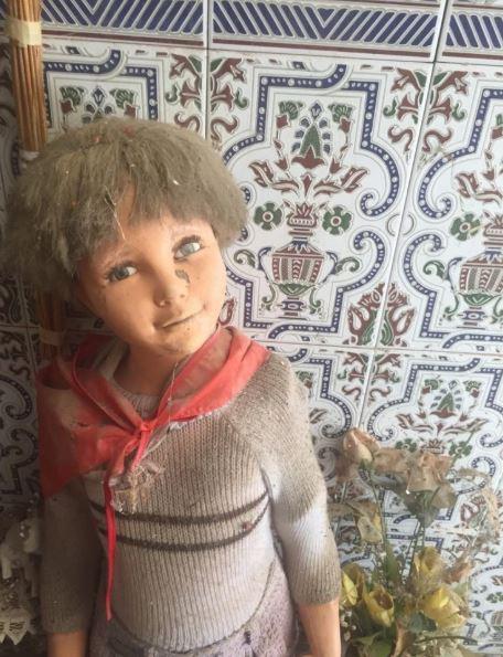 Venancio, el muñeco español maldito