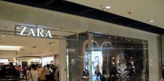 Zara talla de los pantalones