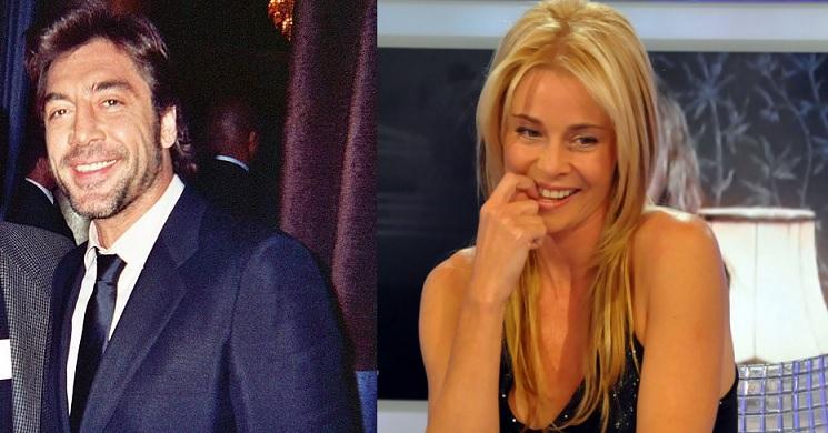 El romance entre Javier Bardem y Belén Rueda