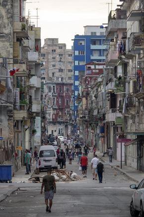 Cuba: juicios por no llevar mascarilla aunque no sea declarado estado de emergencia