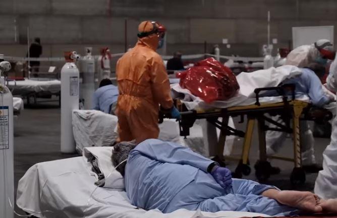 VÍDEO| Lo que no vimos del Hospital de Campaña de IFEMA