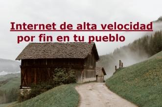 internet alta velocidad pueblo león