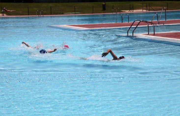 piscina municipal de León