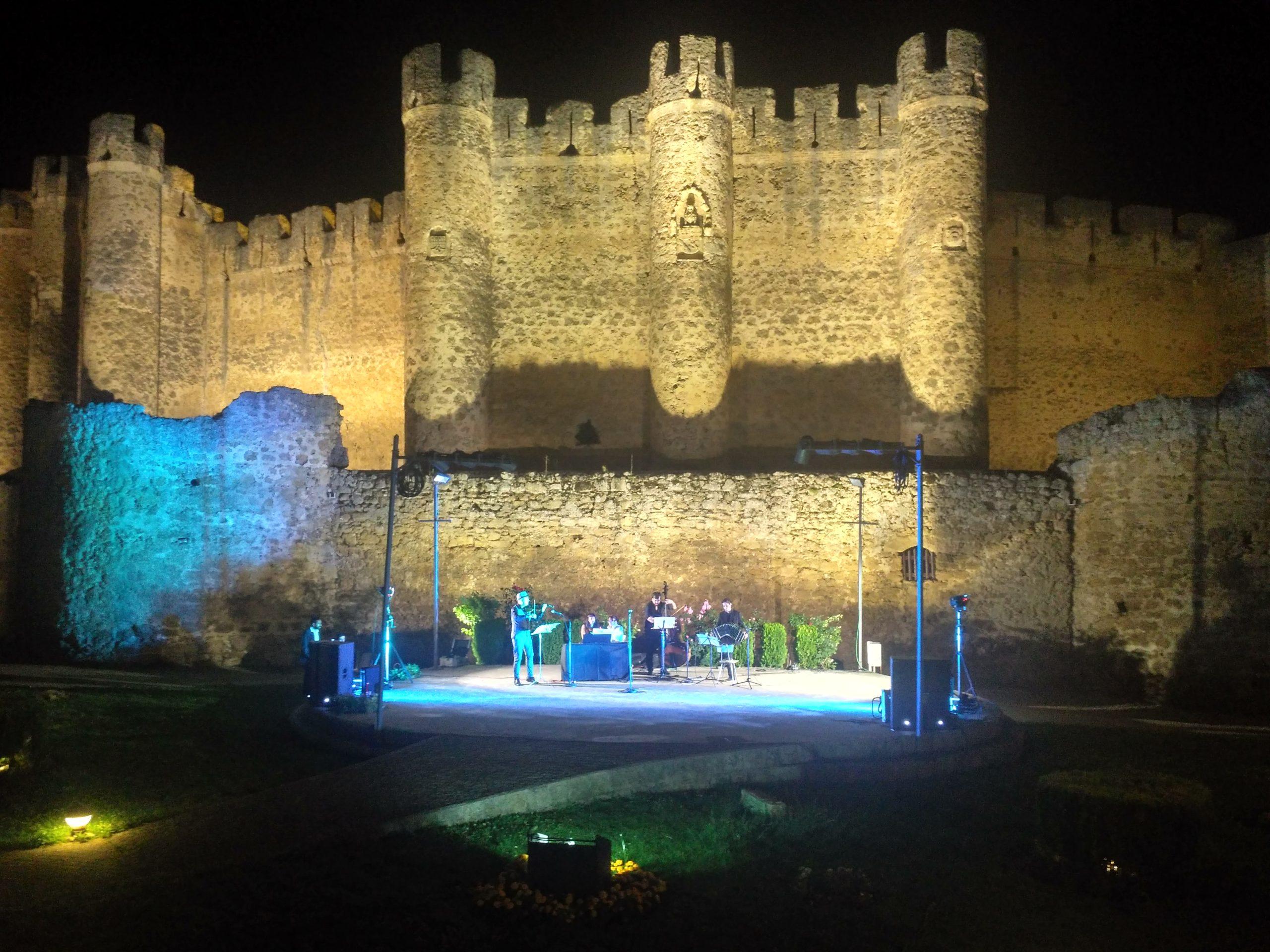 Las Noches del castillo 2020, un alivio cultural en tiempos del Covid-19