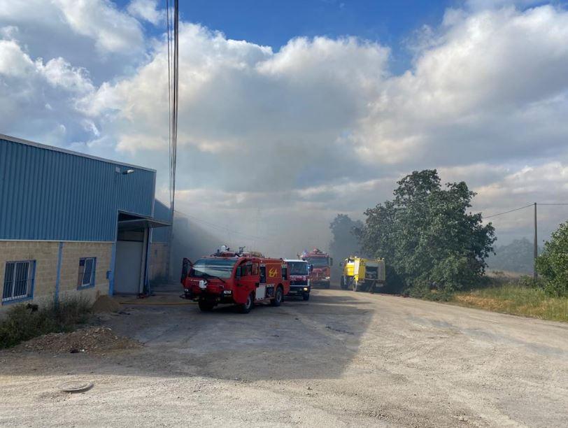 Incendio de las naves de Valverde: medidas para la reconstrucción