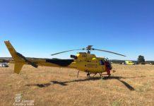 Herido un piloto de Ala Delta cuando despegaba el avión en Sierra Calva