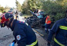 Trágico accidente de tráfico en La Robla con un fallecido