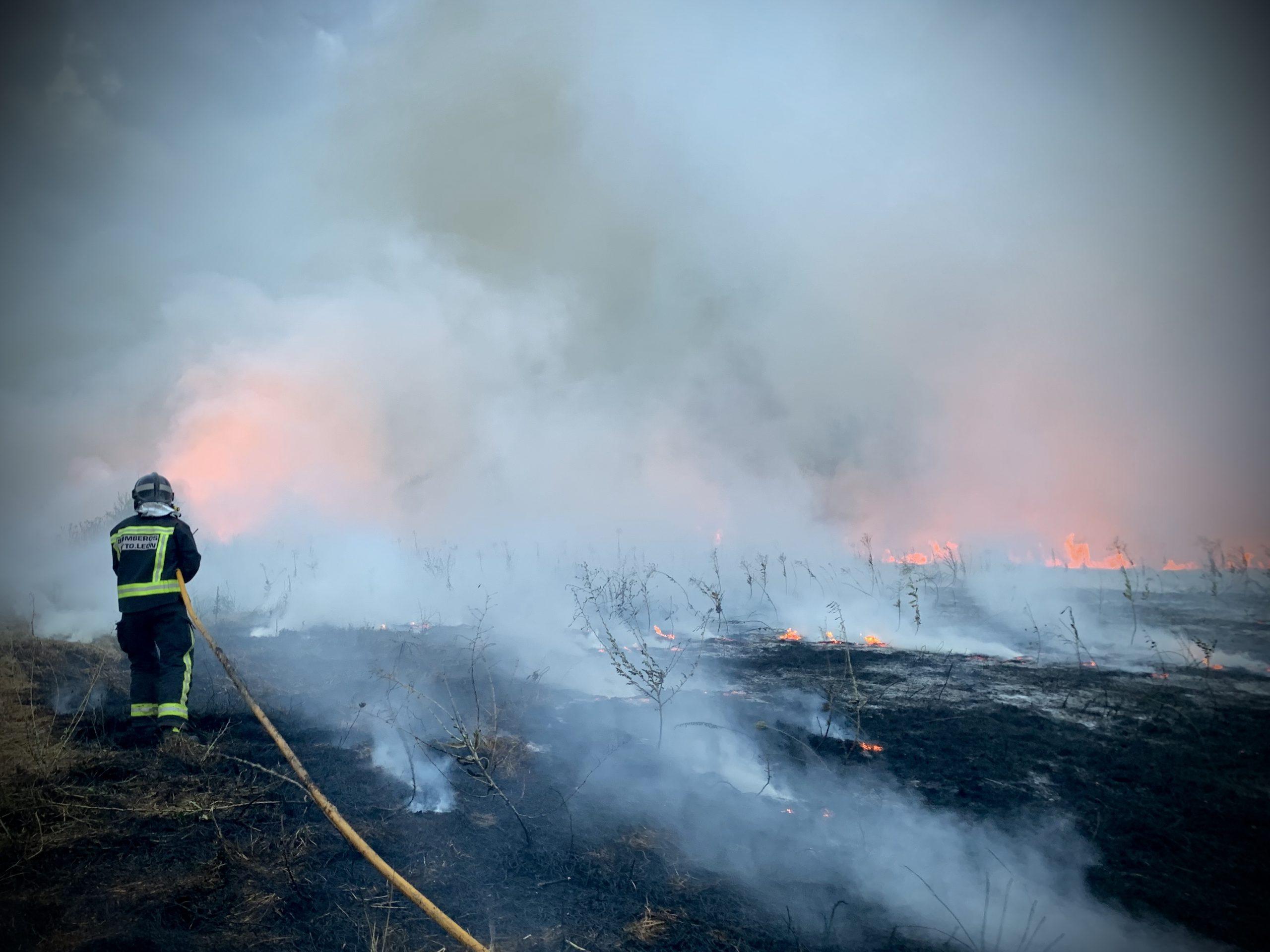 Incendio Vilecha