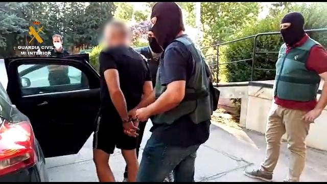 Detenido al mayor narcotraficante a su salida de la cárcel