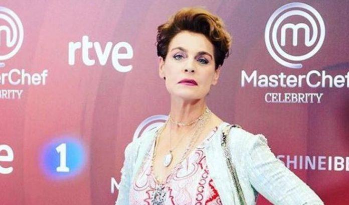 Antonia Dell'Atte en el hospital