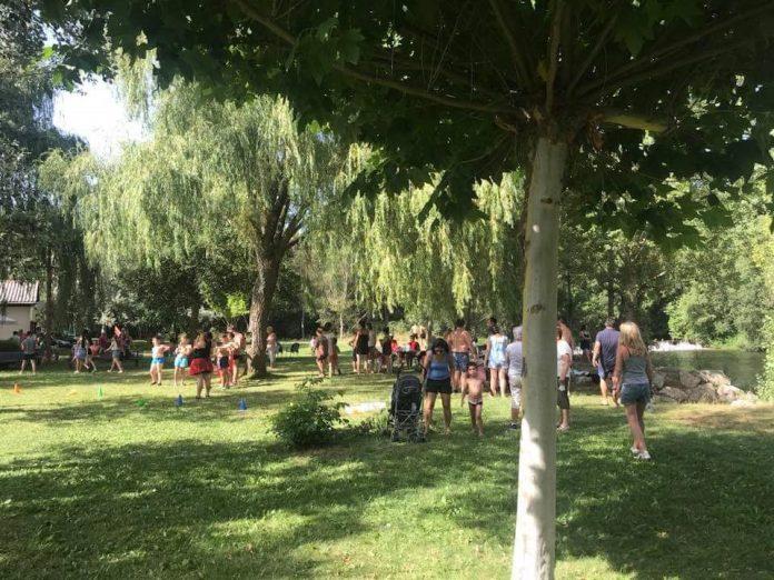 Polémica, insultos y crispación por el cierre del bar Pisón