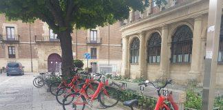 bicicletas de préstamo