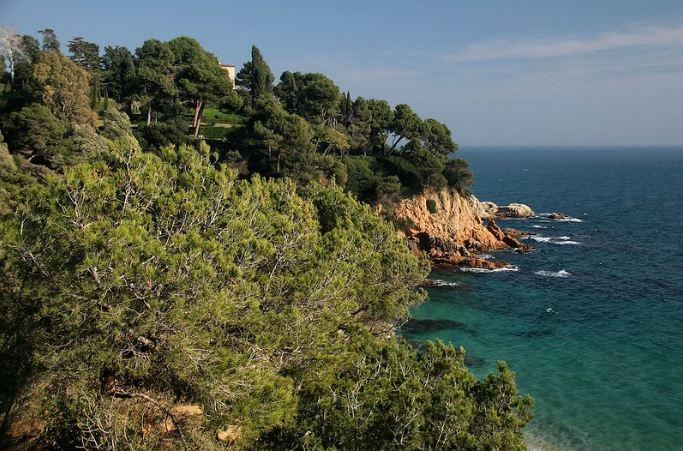 Cala Boadella, Lloret de Mar, Girona