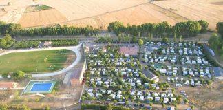La odisea del Camping de Sahagún y las inundaciones