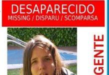Buscan a una joven de 19 años desaparecida hace una semana