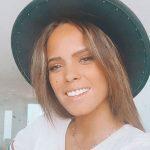 Gloria Camila arrasa en las redes sociales ligera de ropa