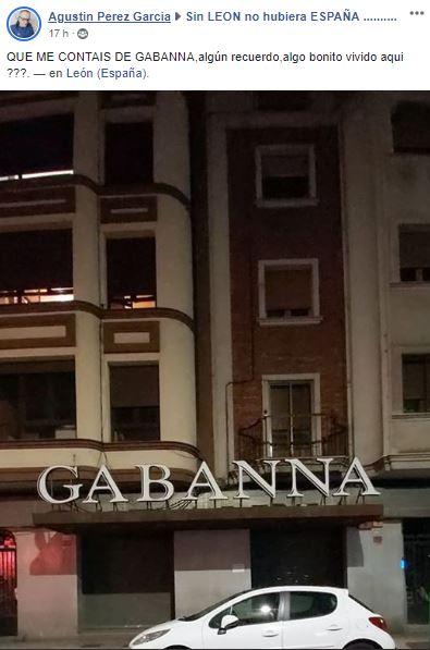Gabanna león