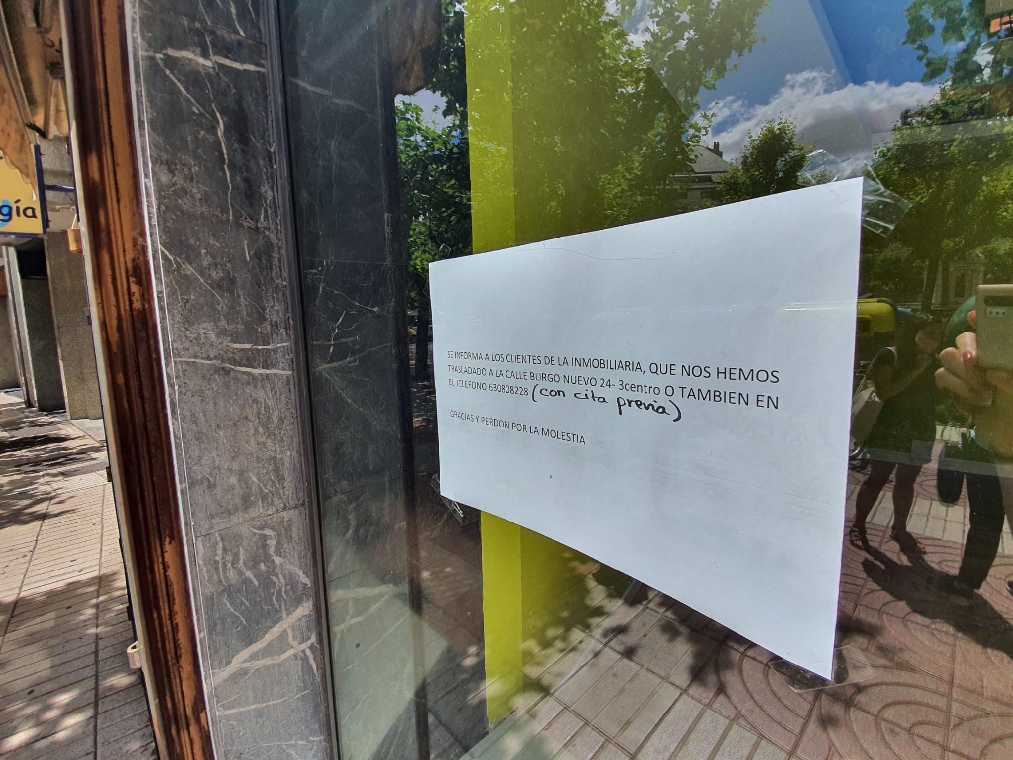 Iberdrola cierra las puertas de su oficina en León
