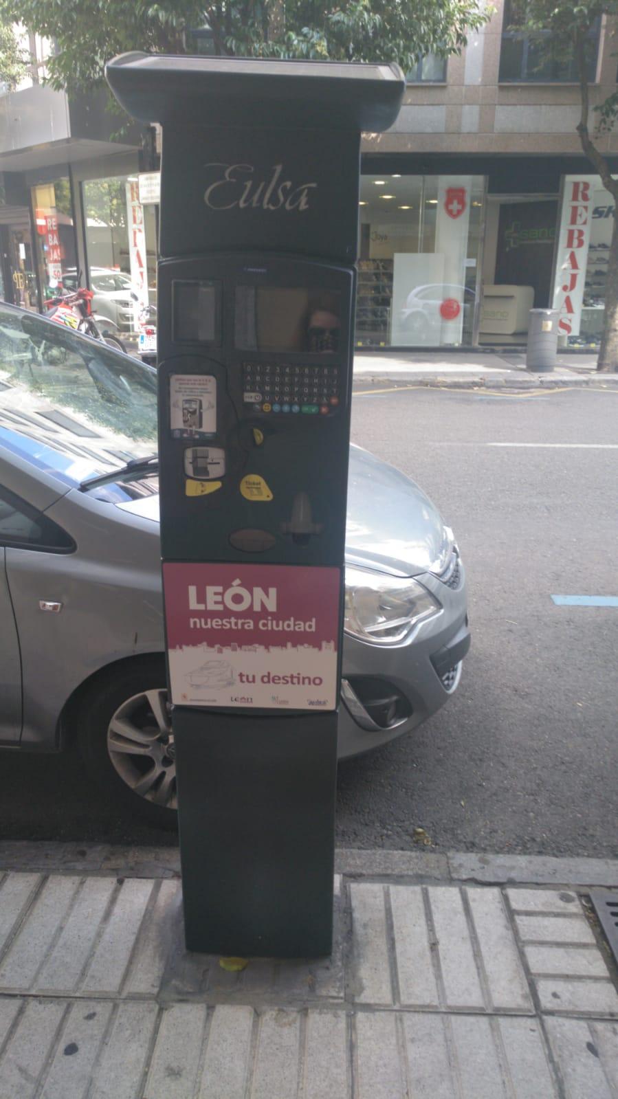 La ORA en León será gratis este sábado