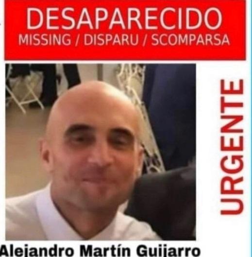 Se busca a un hombre desaparecido hace una semana