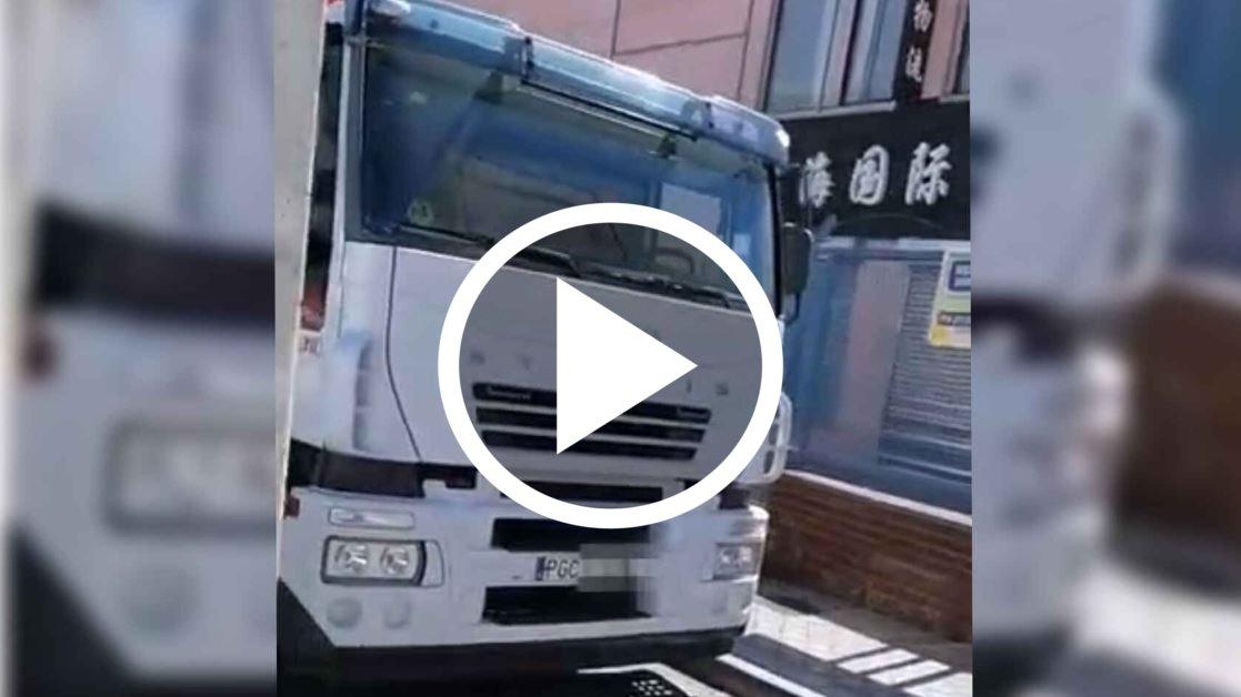 camión caza multas de la DGT