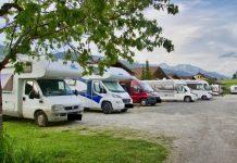 Inauguración Parking de Autocaravanas de La Pola de Gordón