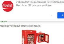 Coca-Cola: cuidado con el bulo que usa su nombre de para estafarte