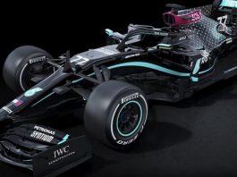 Mercedes pinta sus coches de negro por esta razón
