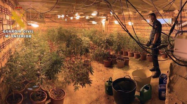 marihuana Pozuelo del Páramo