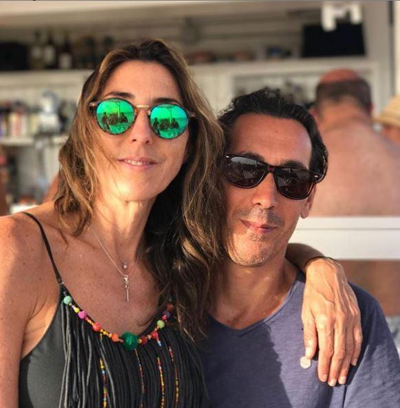 Fallece el marido de Paz Padilla, Antonio Vidal a los 53 años