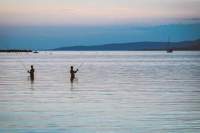 pescador desaparecido