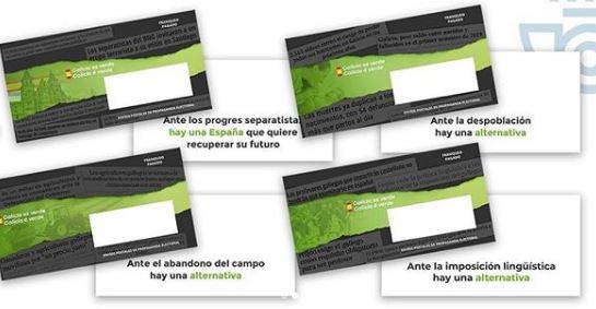Correos paraliza el envío de los sobres electorales de VOX