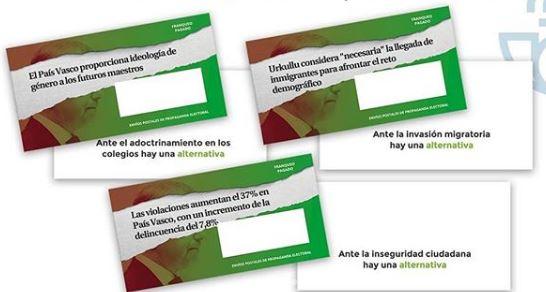 La Junta Electoral da la razón a VOX y ordena a Correos enviar propaganda