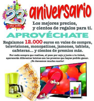 23 aniversario E.Leclerc León