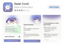 COVIDradar_aplicación