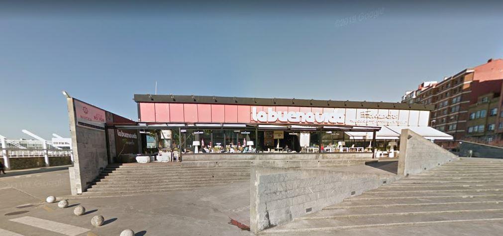 La buena vida bar en Gijón