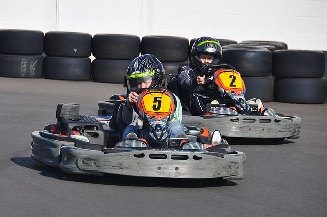 """Un menor de 12 años queda semiinconsciente en un circuito de """"Karts"""""""