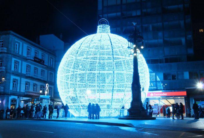 luces de navidad vigo