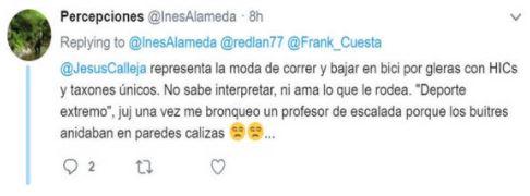tweet critica a jesús calleja